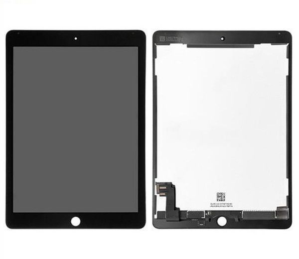 iPad Air 2 Black Screen