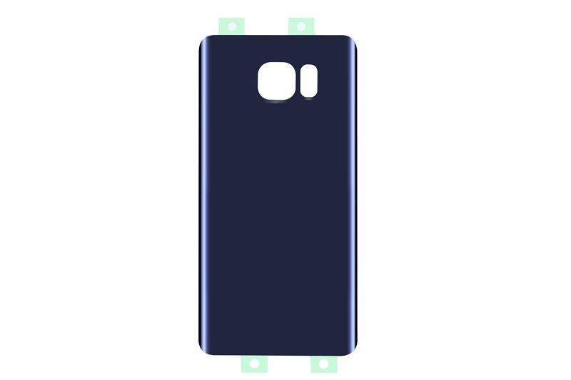 Galaxy Note 5 back glass blue