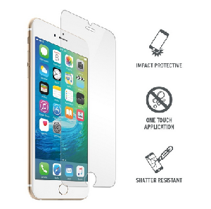 Screen protector iPhone 6/6SPlus 0.26mm Tempered Glass