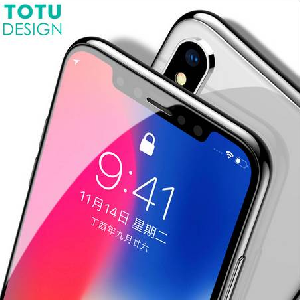 Screen protector iPhone X ToTu Design
