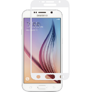 Screen protector Galaxy S6 white