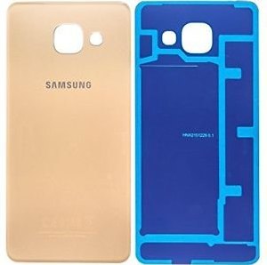 Galaxy A7 Back Cover Black