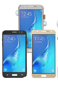 Galaxy A A7 20F 2017 Screen Gold