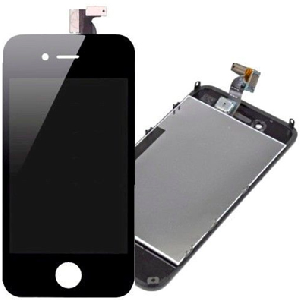 Apple iPhone 4 Black Screen Replacement
