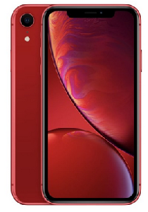 iPhone XR Full Screen