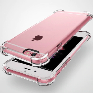 iPhone 6/6S Airbag Crystal Clear Case