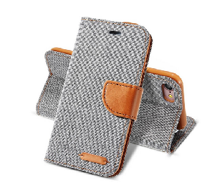 DOEES Luxury Wallet Flip Case