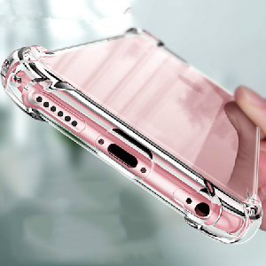 iPhone 6 Plus Airbag Crystal Clear Case