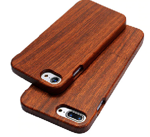 iPhone 7/8 Wooden Case