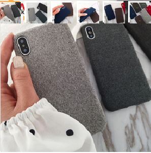 iPhone 7/8 Fabrics Phone Case