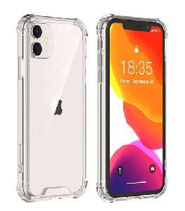 iPhone 11 Airbag Clear Case