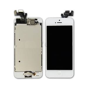 Apple iPhone 5 White Screen Replacement