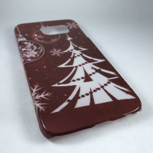 Cases iPhone 7 Merry Christmas Series Hard PC Case  Patten D