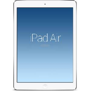 iPad Air 2 White Screen