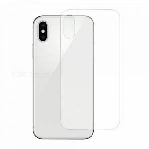 Screen protector iPhone X Back side Nicotd